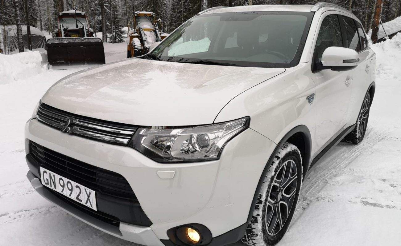 MitsubishiOutlanderAutoJuusolatOy
